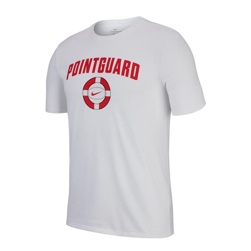 t-shirt nike blanc homme