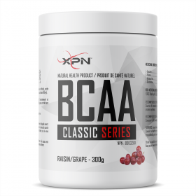 XPN BCAA + Glutamina Grapes Flavor 300g