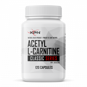 80055561_XPN Acetyl L-Carnitin 120 capsules