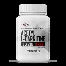 80055561_XPN Acetyl L-Carnitin 120 capsules
