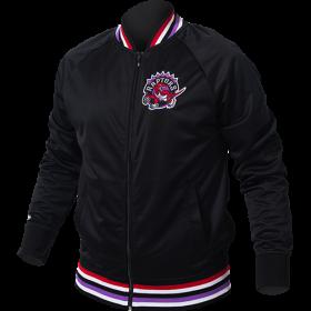 Jacket NBA Toronto Raptors  Mitchell & Ness Top Prospect Noir Pour Homme  ///BA55CT-TRA-K-COG
