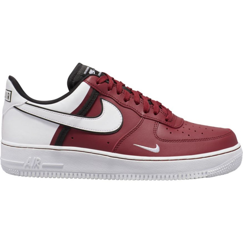 nike air force 1 blanc et rouge