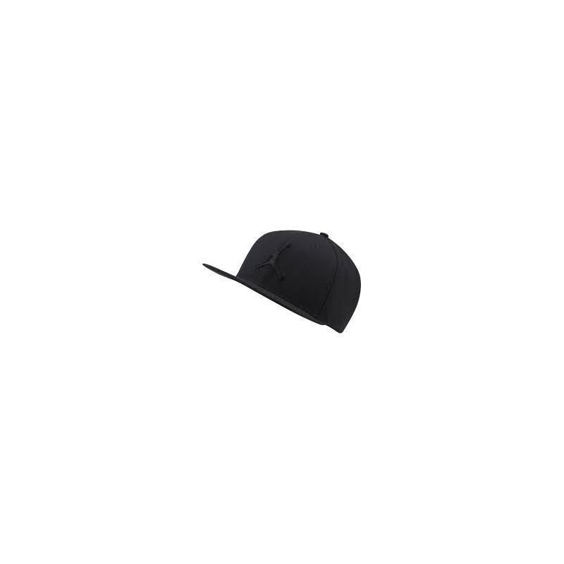 Casquette Jordan Pro Jumpman Snapback Full Black /// AR2118-011