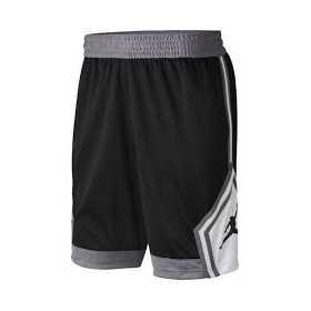 AV5019-010 /// Short Jordan Diamond Basketball Noir Pour Hommes