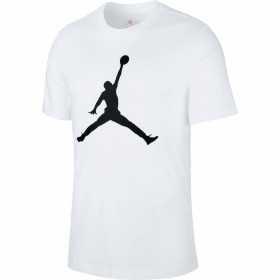 CJ0921-100 /// T-shirt Jordan Jumpman 19  Blanc pour Homme