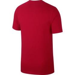 T-shirt Jordan Jumpman 19 Rouge pour Homme