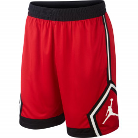 Short Jordan Diamond Basketball Rouge Pour Hommes /// AV5019-687
