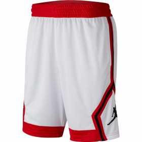 Short Jordan Diamond Basketball Blanc Pour Hommes //// AV5019-100