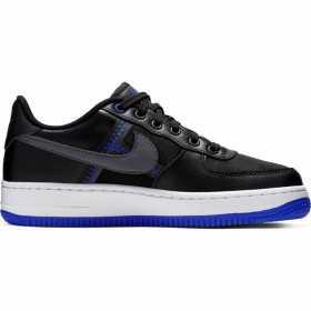 Chaussure Nike Air Force 1 LV8 1 Pour Enfant Bleu/Noir //// AV0743-002