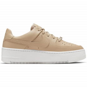 Chaussure Nike Air Force 1 Sage Low 2 Pour Femme Beige /// CT0012-200