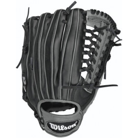 "WTA12RB15KP928Gant de Baseball Wilson 6-4-3 12.5"" noir"