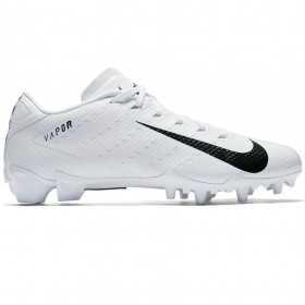 Crampons de Football Americain moulés Nike Vapor Untouchable Speed 3 Blanc Pour Hommes //// 917166-100