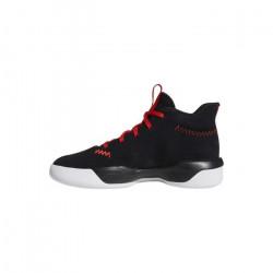 Chaussure de Basketball adidas Pro Next 2019 K Rouge Pour Junior
