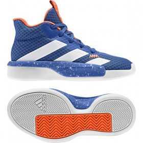 Chaussure de Basketball adidas Pro Next 2019 K Bleu Pour Junior