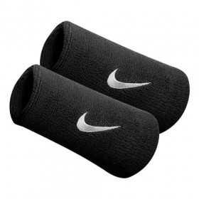 Poignets éponge Nike Doublwide Noir //// NNN05010