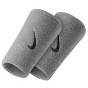 Poignets éponge Nike Doublwide Gris //// NNN05078