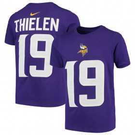 T-Shirt NFL Minnesota Vikings Adam Thielen Nike Pride Violet pour Junior /// EZ1B7FBNU-VIKAT