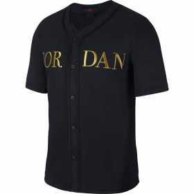 Chemise Baseball Jordan Remastered Noir pour Homme /// AT9822-010