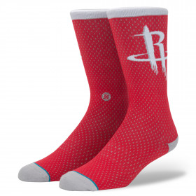 Chaussettes Stance NBA Arena Houston Rockets Jersey Rouge /// M545D17ROC