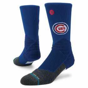 Chaussettes MLB Chicago Cubs Stance Diamonds Pro Crew Bleu /// M559A18-CUB