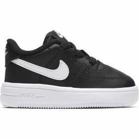 Chaussure Nike Force 1 '18 (TD) Pour Enfant Noir // 905220-002