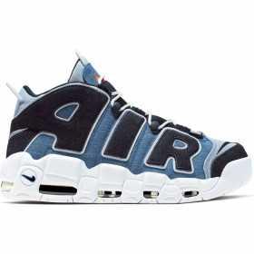 CJ6125-100_Chaussure Nike Air More Uptempo '96 QS Bleu pour homme