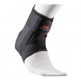 Mcdavid ankle brace Phantom with strap negro