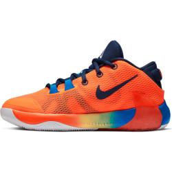 design intemporel b8a6d 9bece Chaussure de basket Nike Freak 1 (GS) Orange pour junior