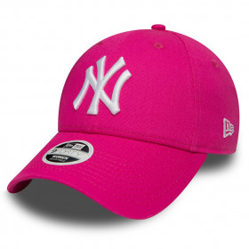11157578_Casquette MLB New York Yankees New Era 9forty Ajustable Rose