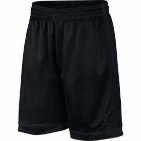 AJ1122-011_Short de Basketball Jordan Franchise Shimmer Noir pour homme