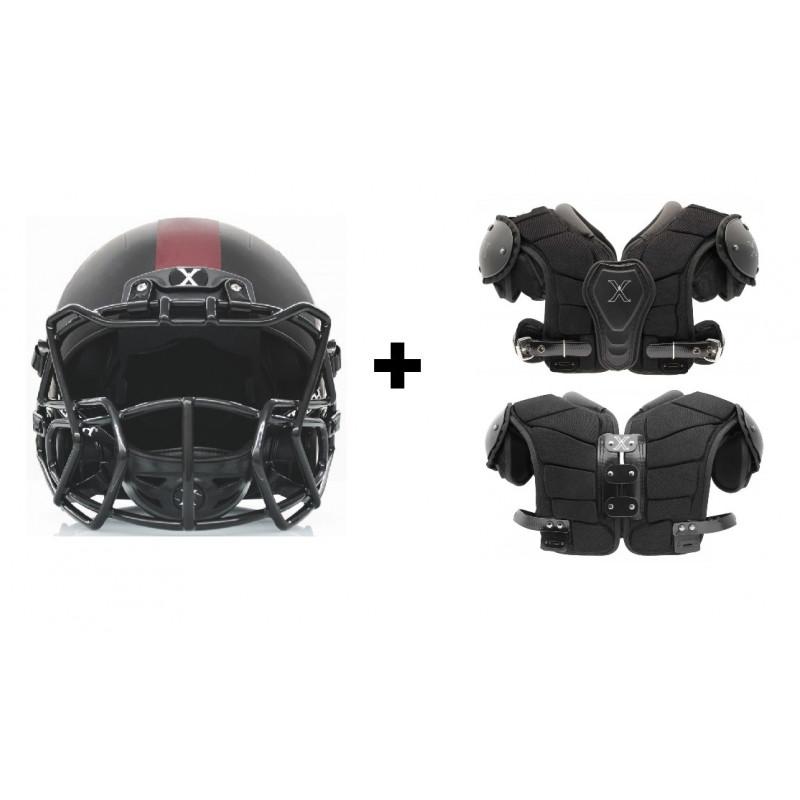 Pack Football Americain Xénith X2E+ APEX