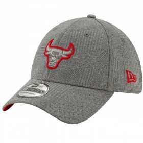 12040941_Casquette NBA Chicago Bulls New Era Training Series 2019 39Thirty Gris