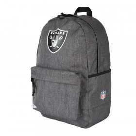 11941998_Sac a Dos NFL Oakland Raiders New Era Light Pack Gris