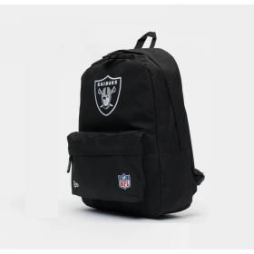 11942008_Sac a Dos NFL Oakland Raiders New Era Stadium bag Noir