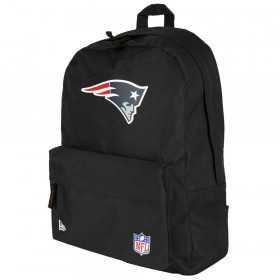 11942010_Sac a Dos NFL New England Patriots New Era Stadium bag Noir