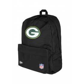 Sac a Dos NFL Greenbay Packers New Era Stadium bag Noir