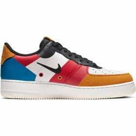 CI0065-101_Chaussure Nike Air Force 1 '07 Premium Multicolor Pour Homme