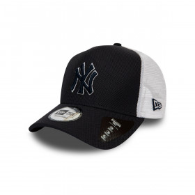 Casquette MLB New York Yankees New Era Diamond Era Trucker Navy ///11945706