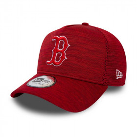 11941694_Casquette MLB Boston Red Sox New Era Engineered Fit 9Forty Rouge