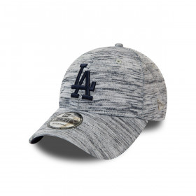 11941697_Casquette MLB Los Angeles Dodgers New Era Engineered Fit 9Forty gris