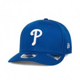 11945675_Casquette MLB Philadelphia Phillies New Era Stretch Snap 9Fifty Bleu