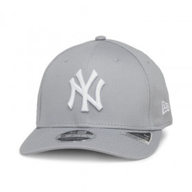 11945676_Casquette MLB New York Yankees New Era Stretch Snap 9Fifty gris