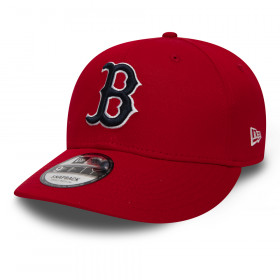 11945680_Casquette MLB Boston Red Sox New Era Stretch Snap 9Fifty Rouge