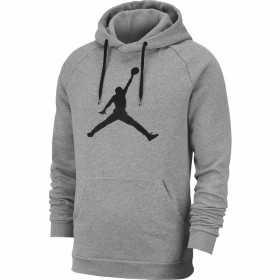 Sweat à capuche Jordan Jumpman Logo Gris pour homme /// AV3145-091