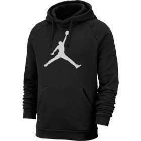 Sweat à capuche Jordan Jumpman Logo Noir pour homme /// AV3145-010