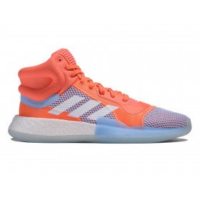 Chaussure de Basketball adidas Marquee Boost Orange pour Homme