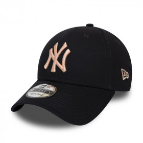 12040430_Casquette MLB New York Yankees New Era League Essential 9Forty Noir PK