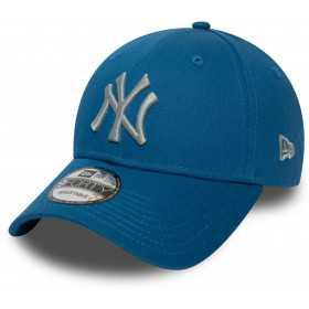 12040433_Casquette MLB New York Yankees New Era League Essential 9Forty Bleu