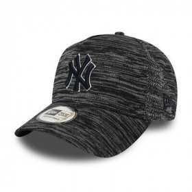 Casquette MLB New York Yankees New Era Engineered Fit Trucker Noir