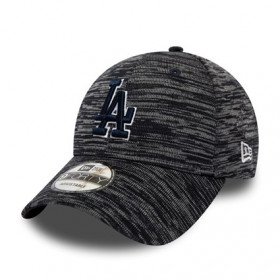 12040527_Casquette MLB Los Angeles Dodgers New Era Engineered Fit 9Forty Noir WT